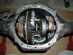 Stock 9.25 axle with 3.91 gears and Dana Trak-Loc